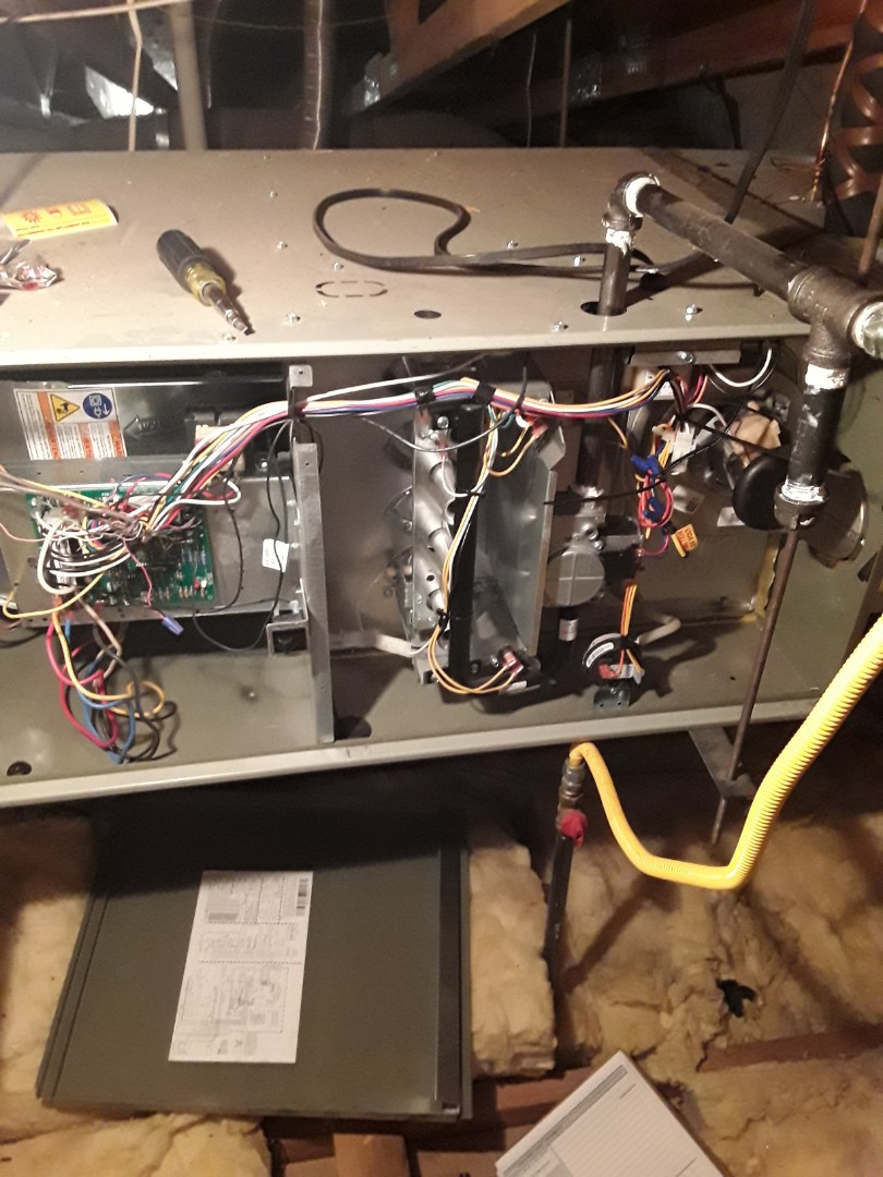 Henderson, NV - Furnace check up and safety inspection