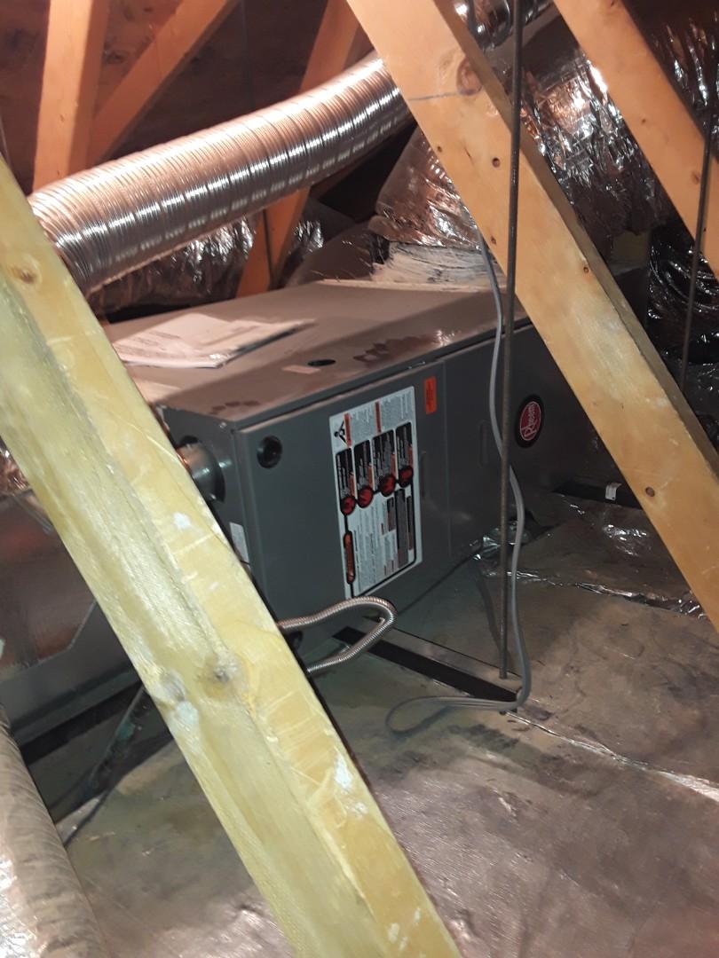 Las Vegas, NV - Furnace check up and safety inspection rheem system