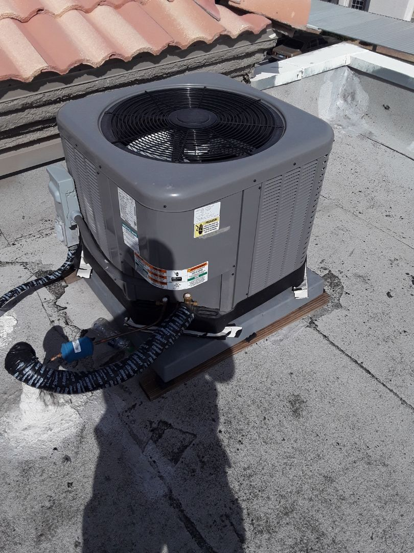 Henderson, NV - Furnace and AC tune up and safety inspection Rheem system