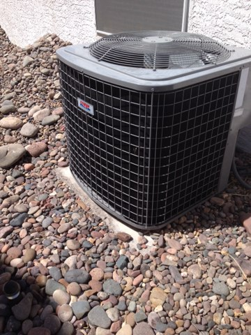 North Las Vegas, NV - Cooling tune up on Heil air conditioner in Las Vegas