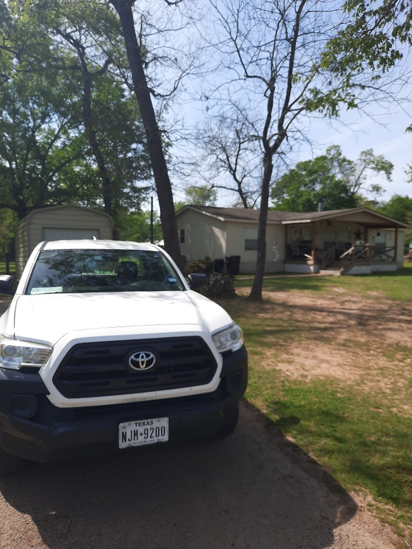Sprayed home and yard for general pests ( ant, spiders, cockroaches, and fleas) in Magnolia, Texas. Thank you for your business and have a great one.