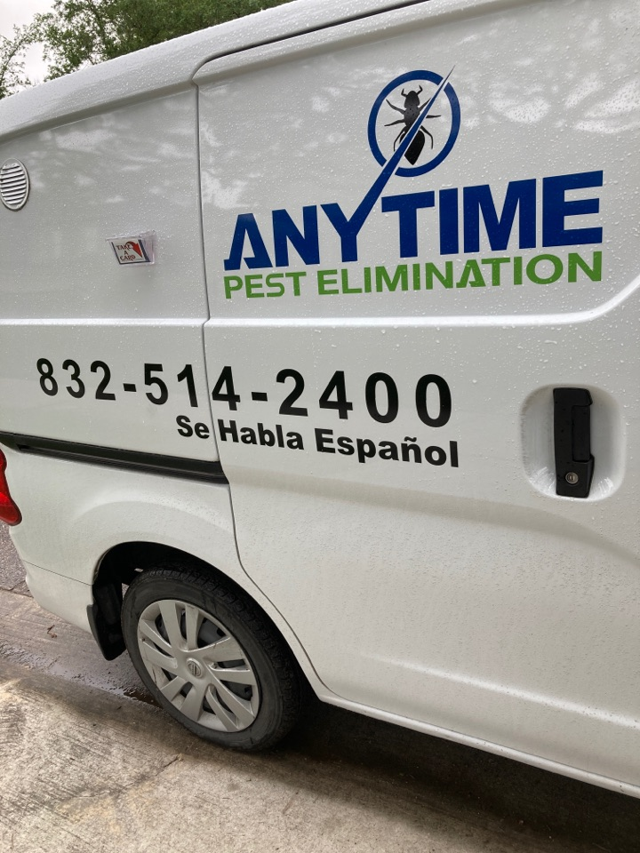 Treating interior and exterior of home for general pests and inspecting for termites.