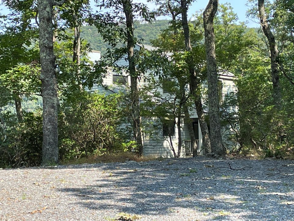 Wintergreen Resort, VA - A free quote for new gutters and leaf guards. Being installed soon
