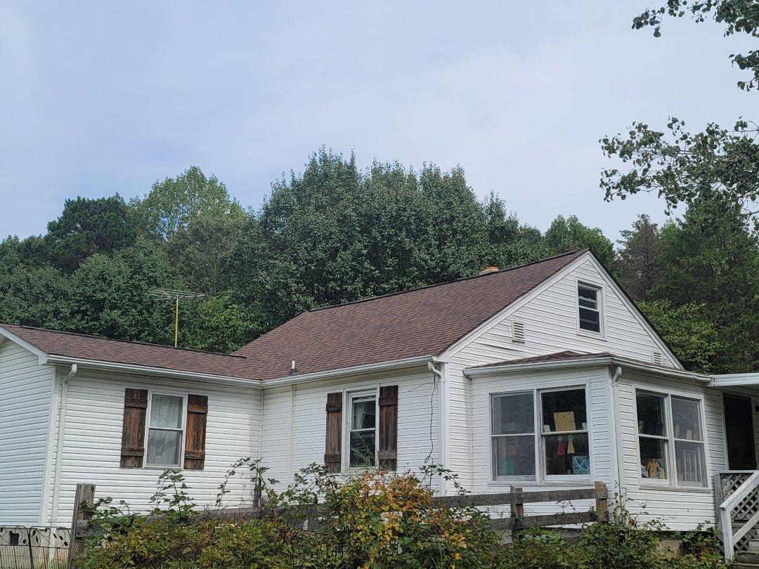 Gladys, VA - New Roof