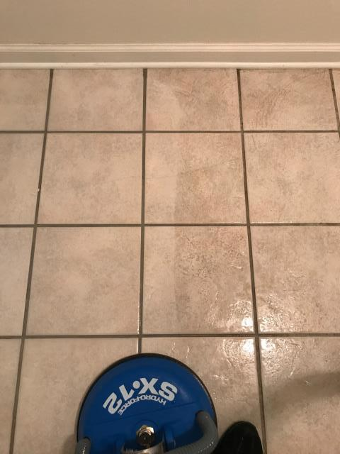 Zachary, LA - Tile Cleaning!