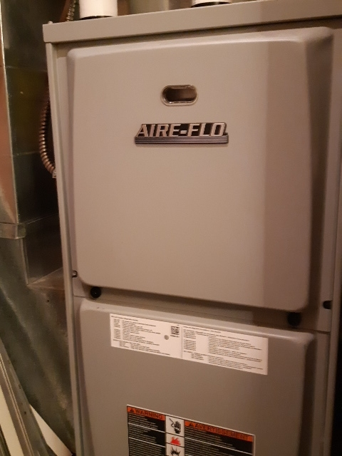 Old Toronto, ON - AireFlo furnace repaired