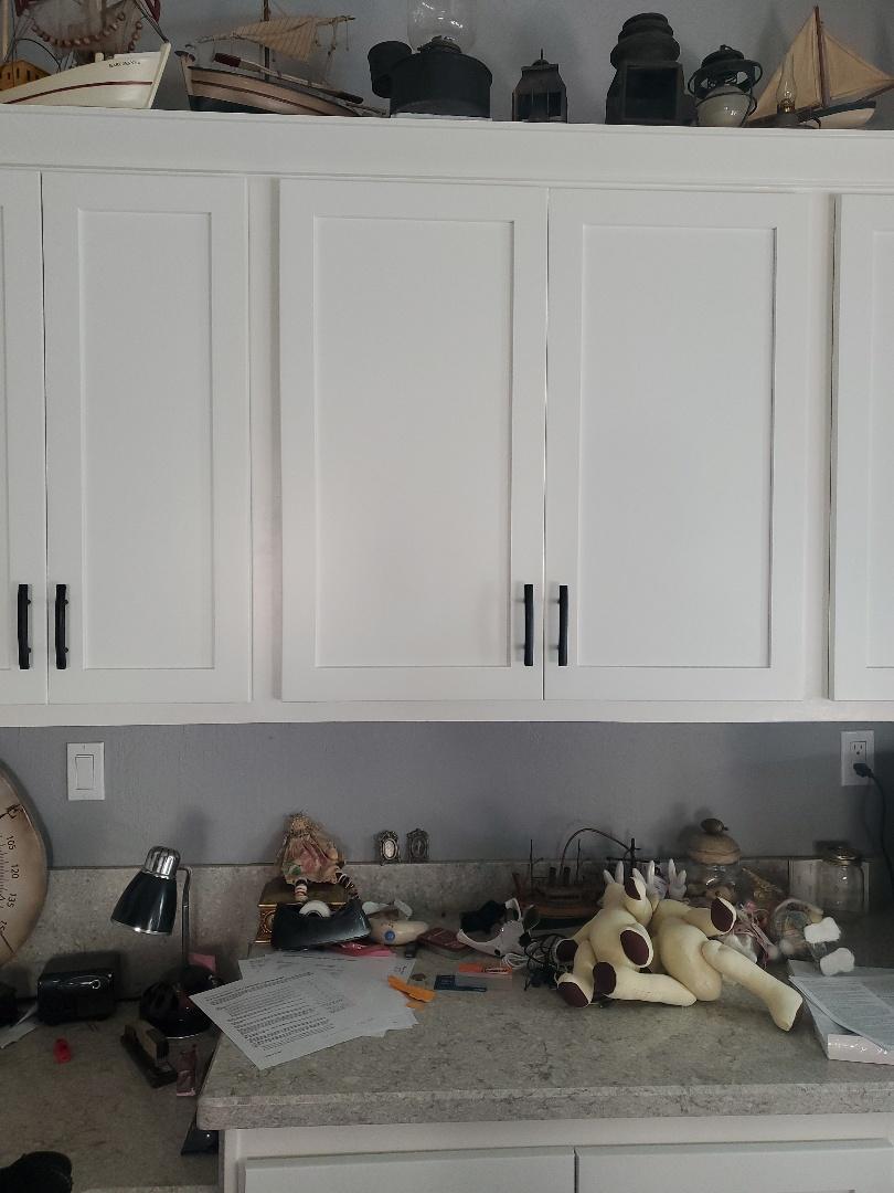 Martinez, CA - Kitchen cabinets