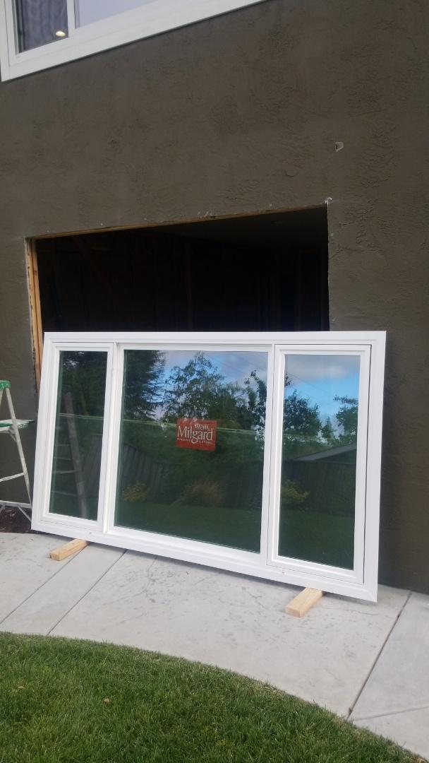 Moraga, CA - Window replacement