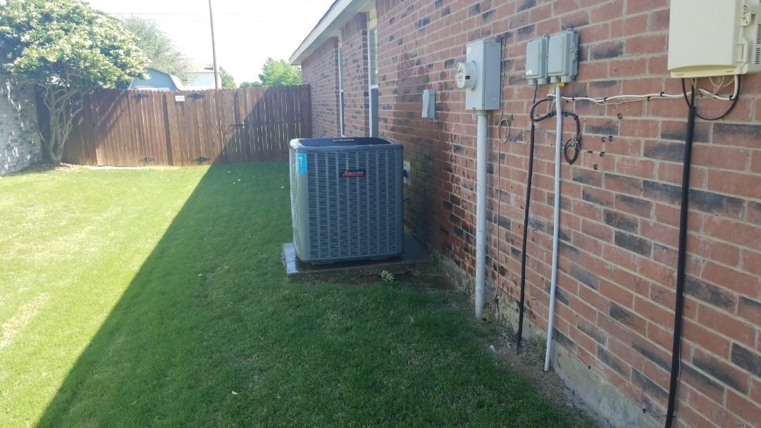 Denton, TX - System tune-up in Denton texas