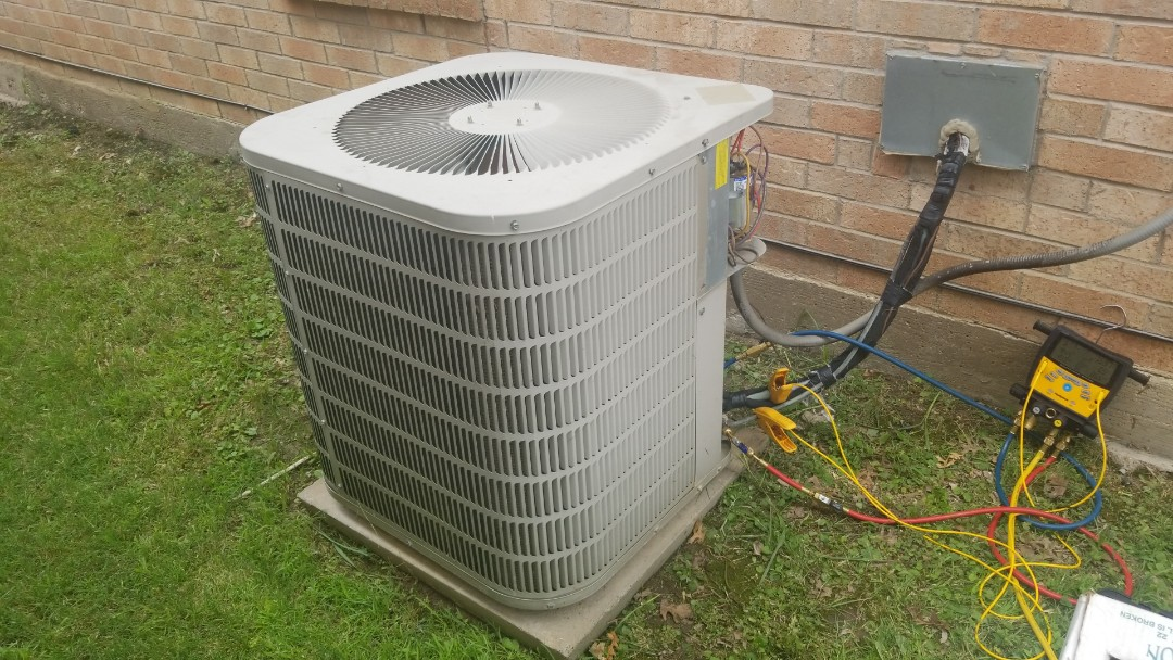 The Colony, TX - Air conditioner blowing hot air and still waiting on Home warranty.