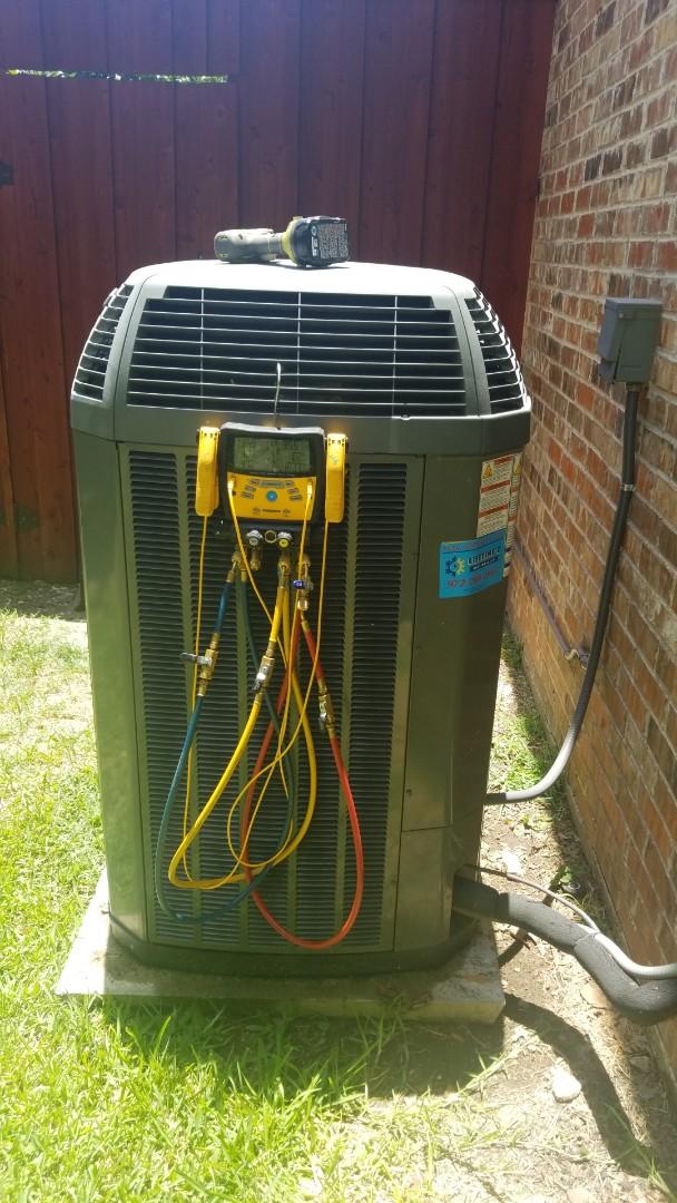 Dallas, TX - 3 system tuneup