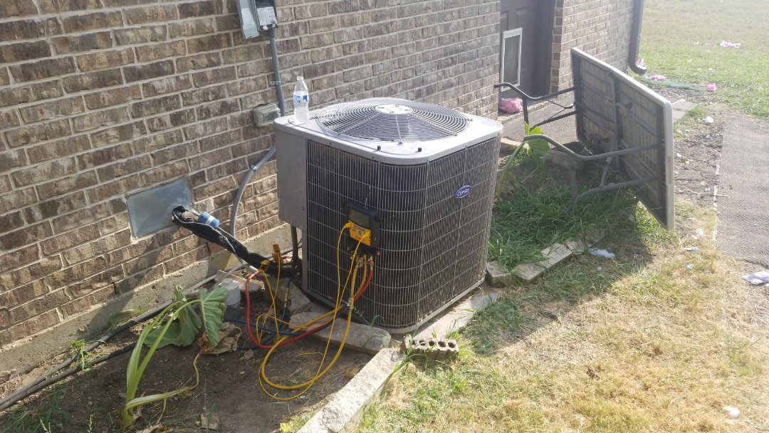 Royse City, TX - No ac in Royce City