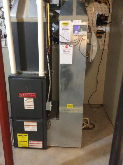 Mishawaka, IN - furnace maintenance and hot water heater flush