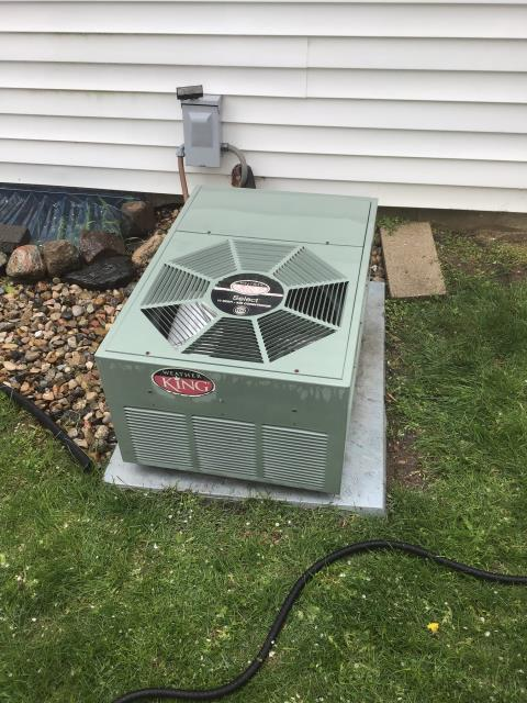Mishawaka, IN - Air Conditioner clean and check up