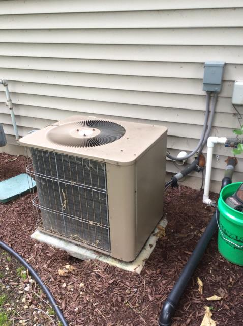 Elkhart, IN - Replaced filter and inspected