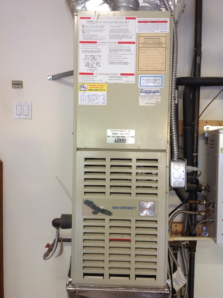 mill creek  wa heating  air conditioning and electric