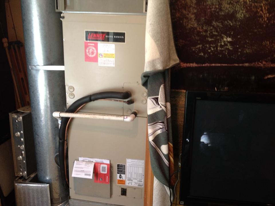 Monroe, WA - Lennox heat pump maintenance in Monroe
