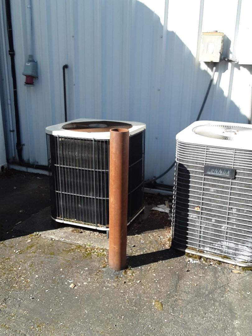 Monroe, WA - Diagnostics on a Lennox heat pump in Monroe