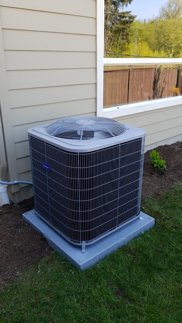 Bothell, WA - Carrier Ac add on