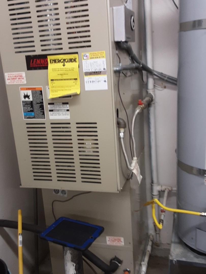 Arlington, WA - Planned maintenance on a Lennox r22 AC in Snohomish