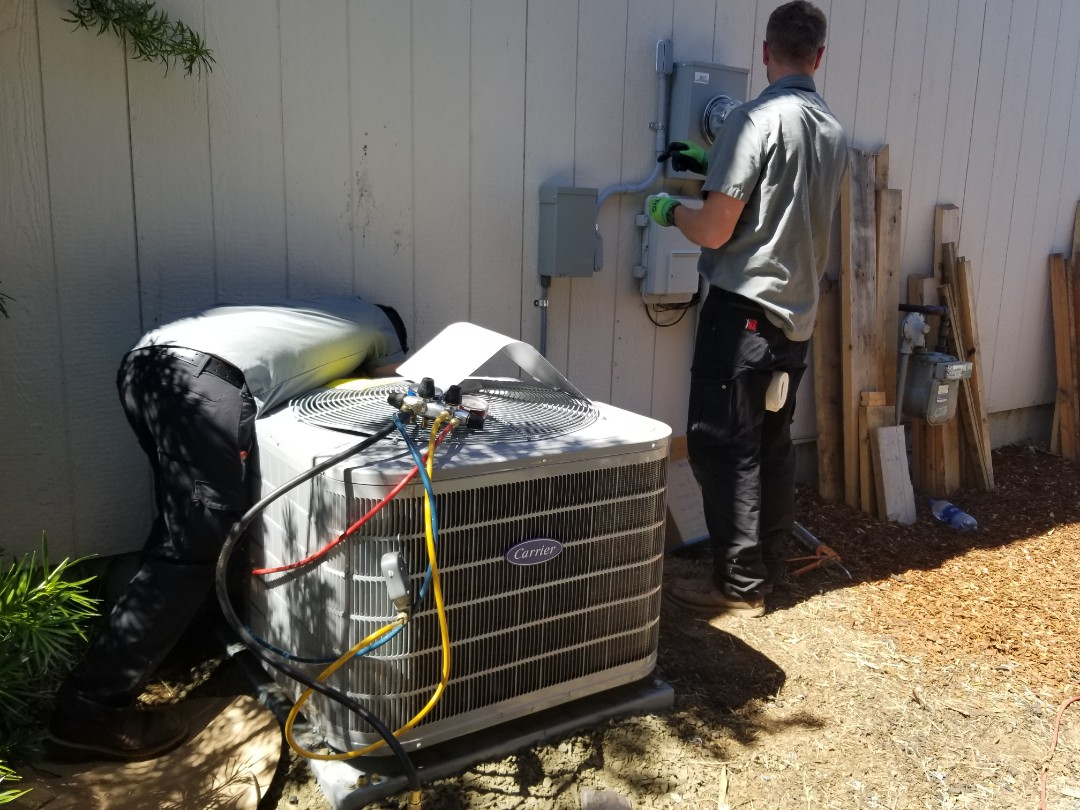 Sultan, WA - New AC system and furnace upgrade