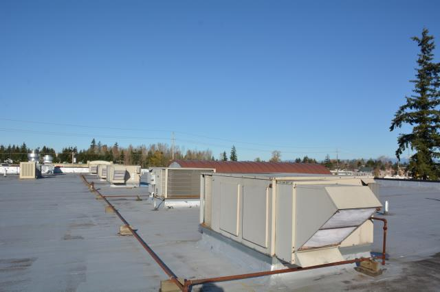 Everett, WA - Building a proposal to replace package roof top units in Everett Washington
