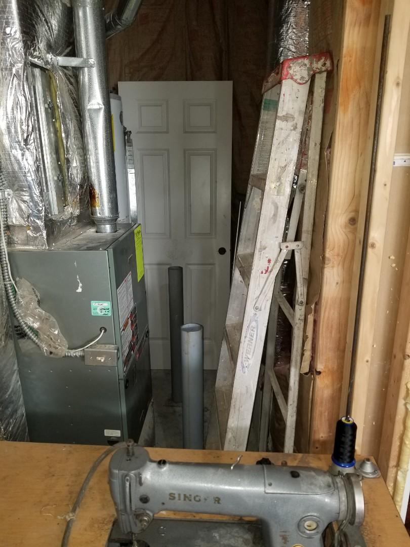 Edmonds, WA - Providing an estimate to install a York air conditioner in Marysville.