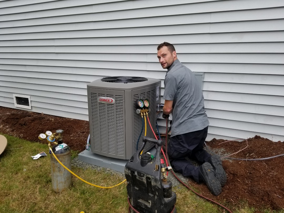 Bothell, WA - Electrical install new AC system and furnace upgrade