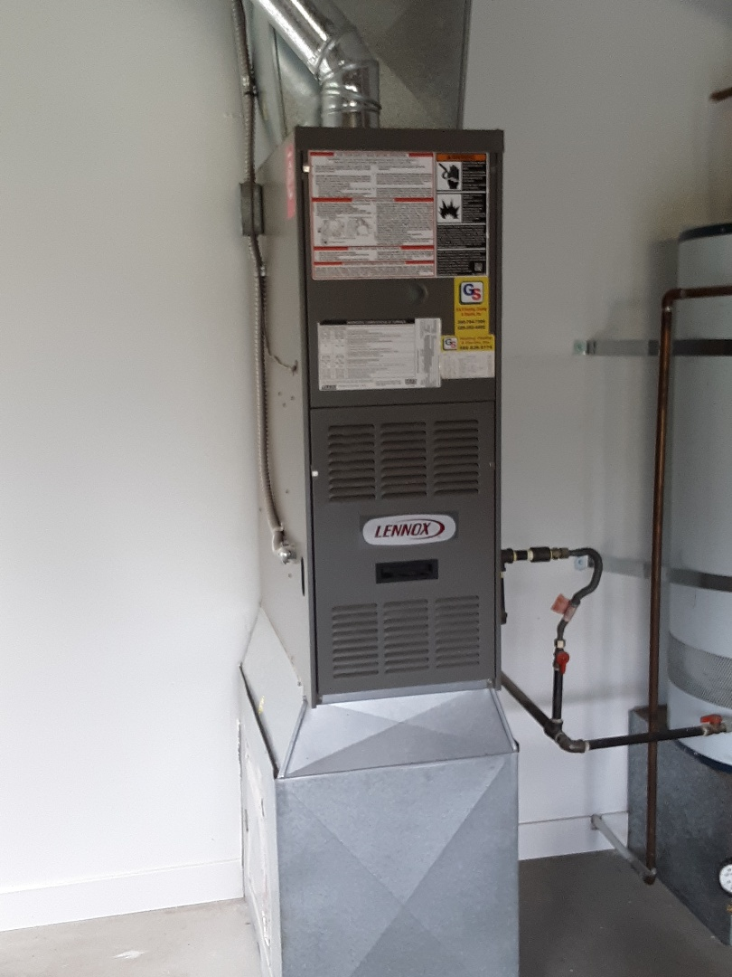 Snohomish, WA - Precision tune up on a Lennox gas furnace in Snohomish