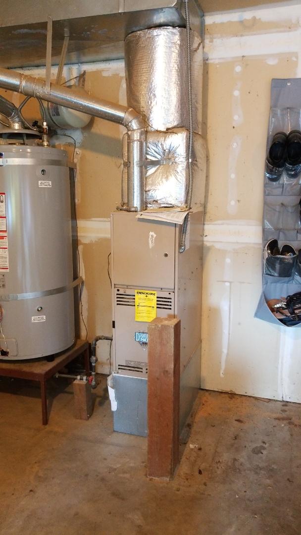 Lake Stevens, WA - 80% furnace replace to 80% furnace