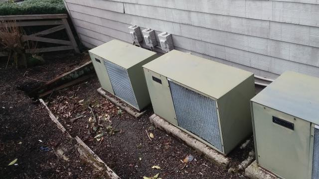Monroe, WA - Replacing AC units in Monroe Washington with new Carrier units