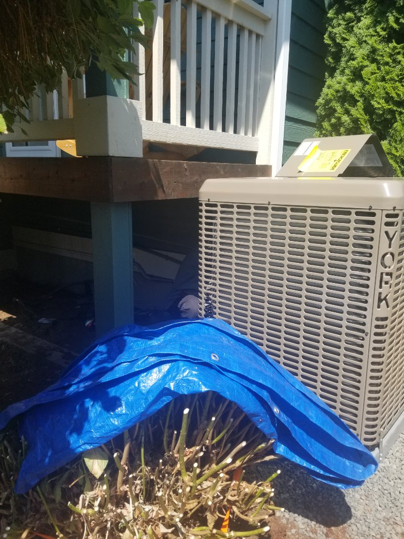 Marysville, WA - Electrical install new heat pump system and furnace upgrade