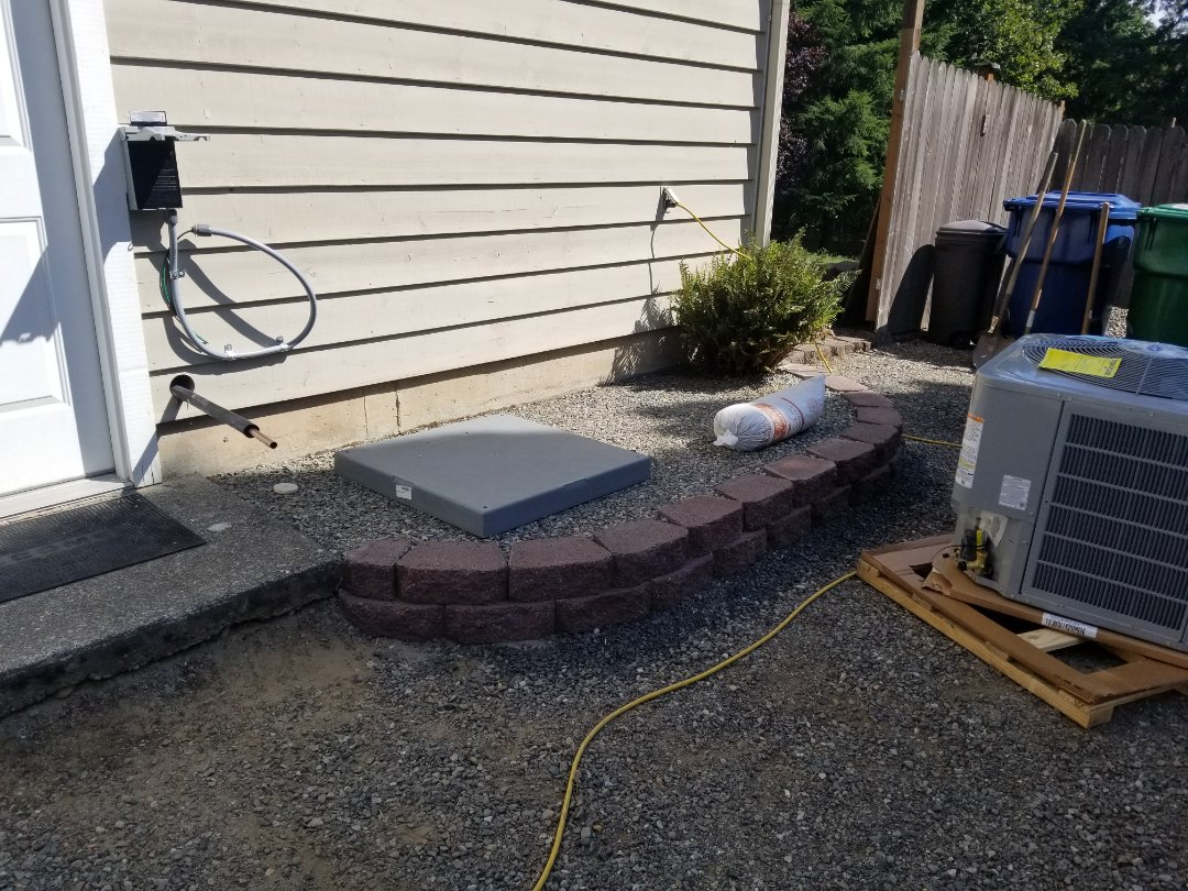 Woodinville, WA - Electrical install new AC system and furnace upgrade