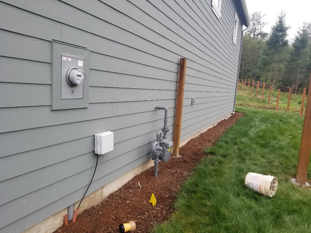 Mukilteo, WA - Providing an electrical bid to install a whole house style Kohler generator with automatic transfer in the Stanwood, Lake Goodwin area