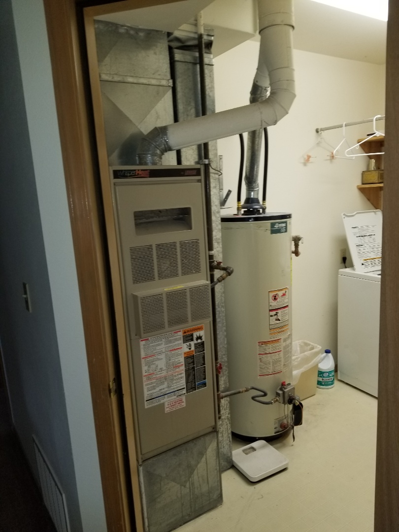 Monroe, WA - Providing an estimate to install a Lennox Merit Series furnace.