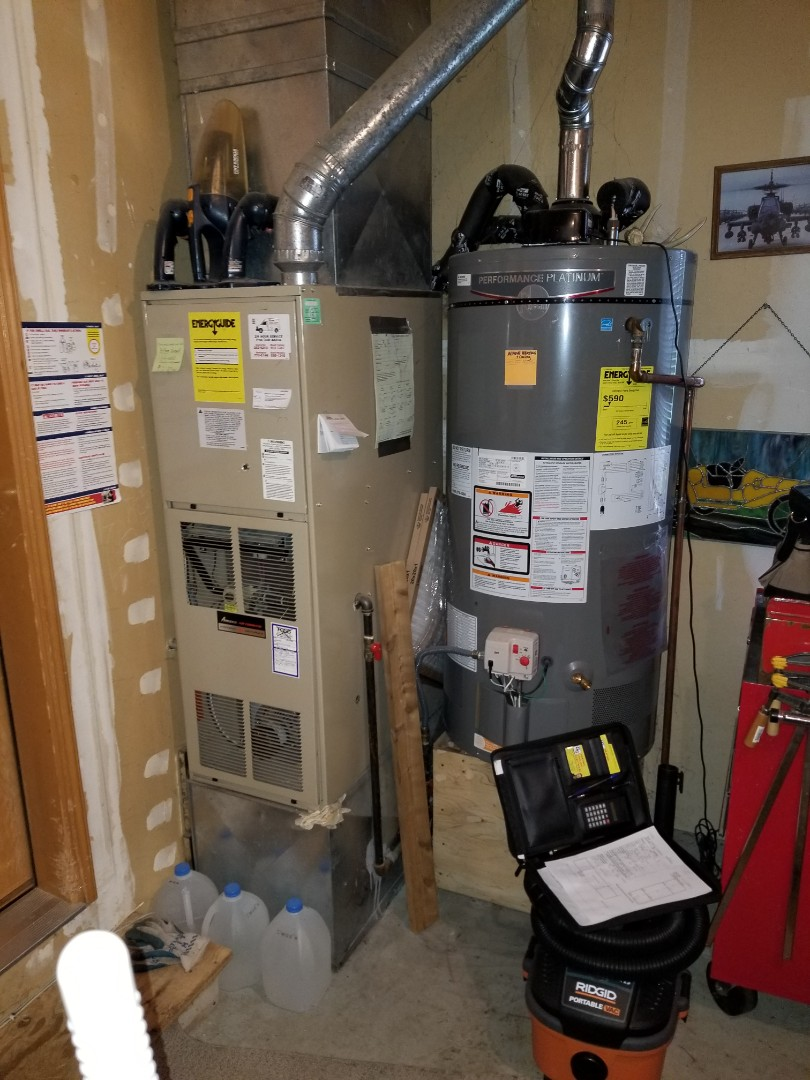 Mount Vernon, WA - Providing an estimate to install a Carrier furnace in Mt Vernon.