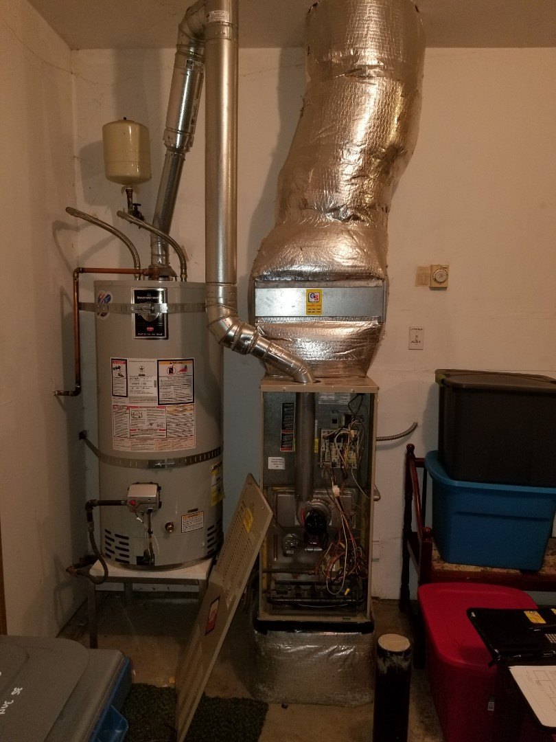 Monroe, WA - Providing an estimate to install a Carrier furnace in Monroe.