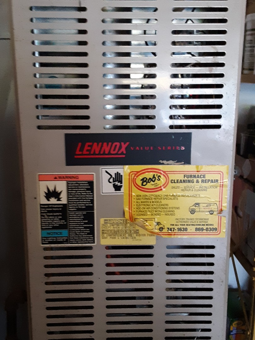 Lake Stevens, WA - Diagnostics on a Lennox gas furnace in lake Stevens