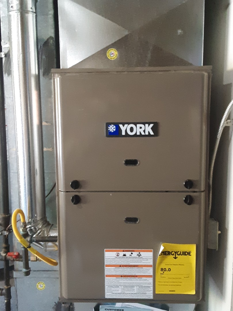 Mukilteo, WA - Diagnostics on a York gas furnace in Mukilteo