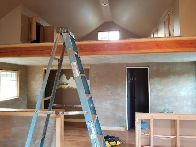 Mount Vernon, WA - designing a Mitsubishi duct less system for cabin in Mount Vernon Washington