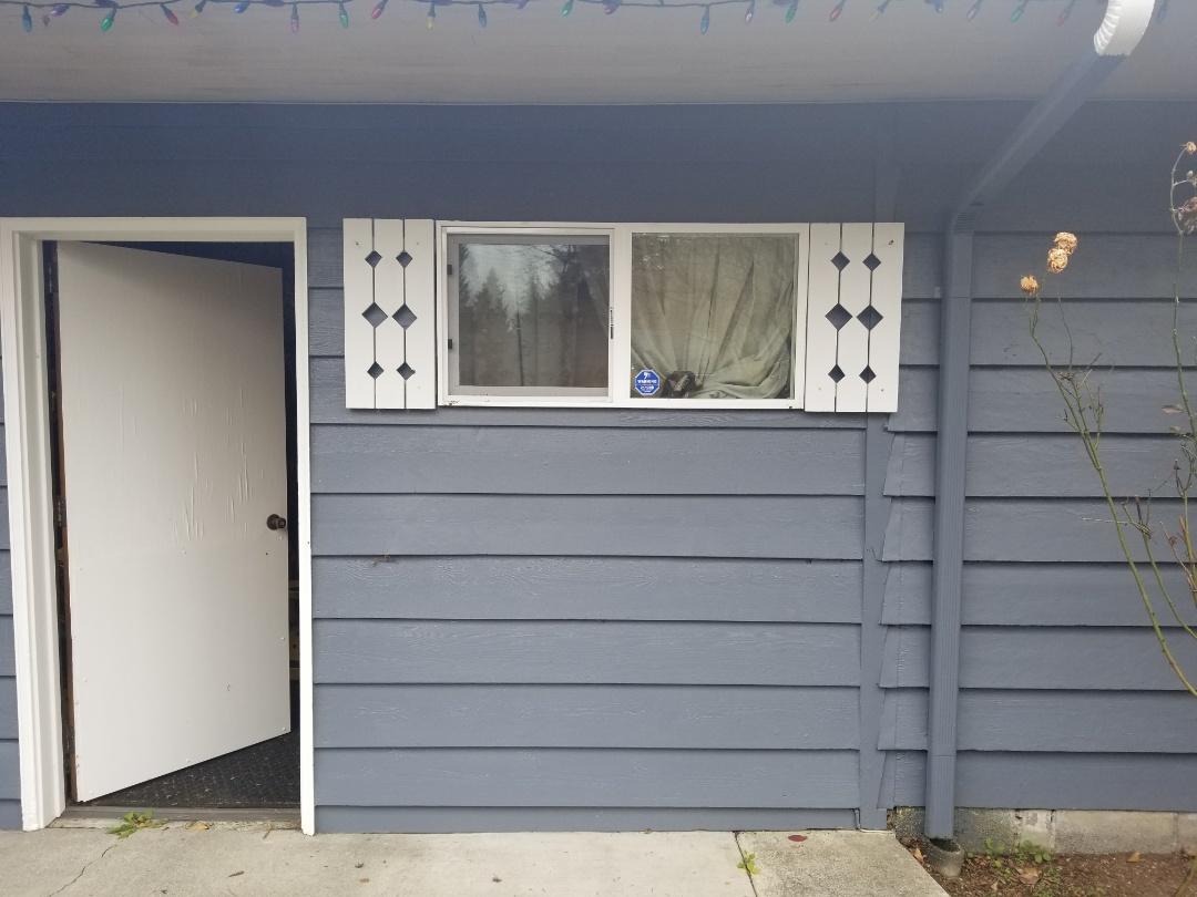 Lynnwood, WA - Providing an electrical estimate to add security lighting and indoor/outdoor shop lighting for a home in Lynnwood