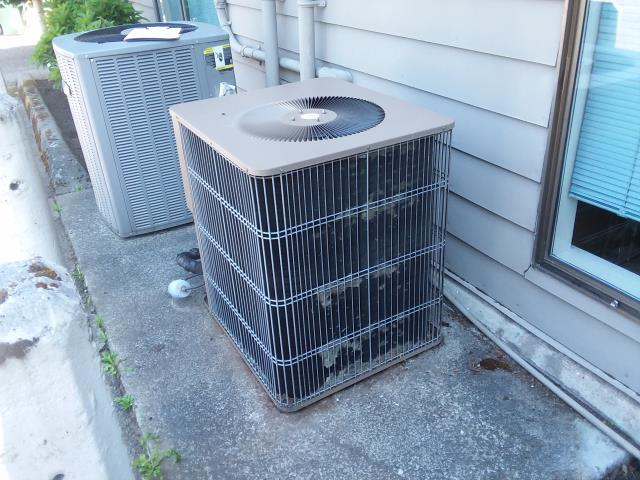 Snohomish, WA - Heat pump replacement in Snohomish Washington