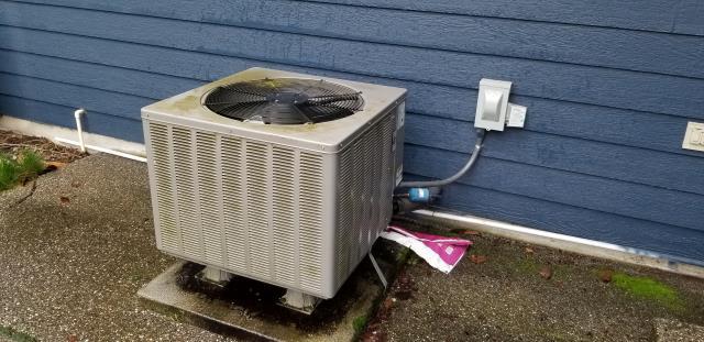 Arlington, WA - looking at heat pump system in Arlington Washington