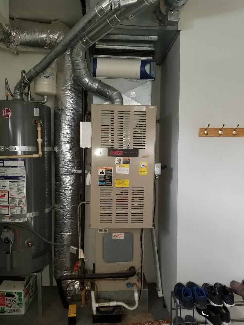 Mill Creek, WA - Providing an estimate to install a York furnace in Mill Creek.