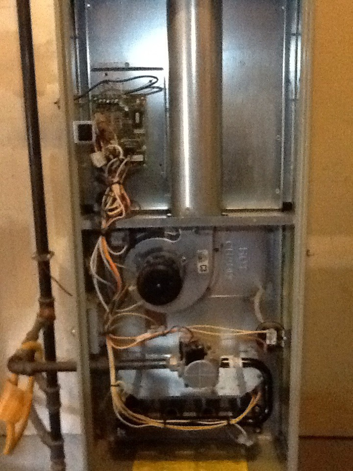 Monroe, WA - Replaced high limit switch on 1997 Lennox gas furnace in Monroe