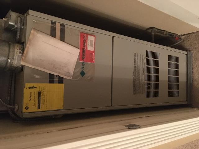 Mill Creek, WA - looking at replacing gas furnace in Bothell Washington with new 95% Carrier.