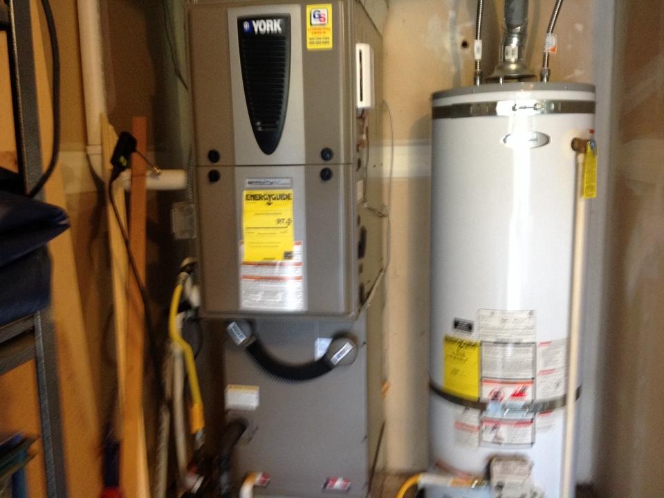 Monroe, WA - York gas air conditioning repair monroe