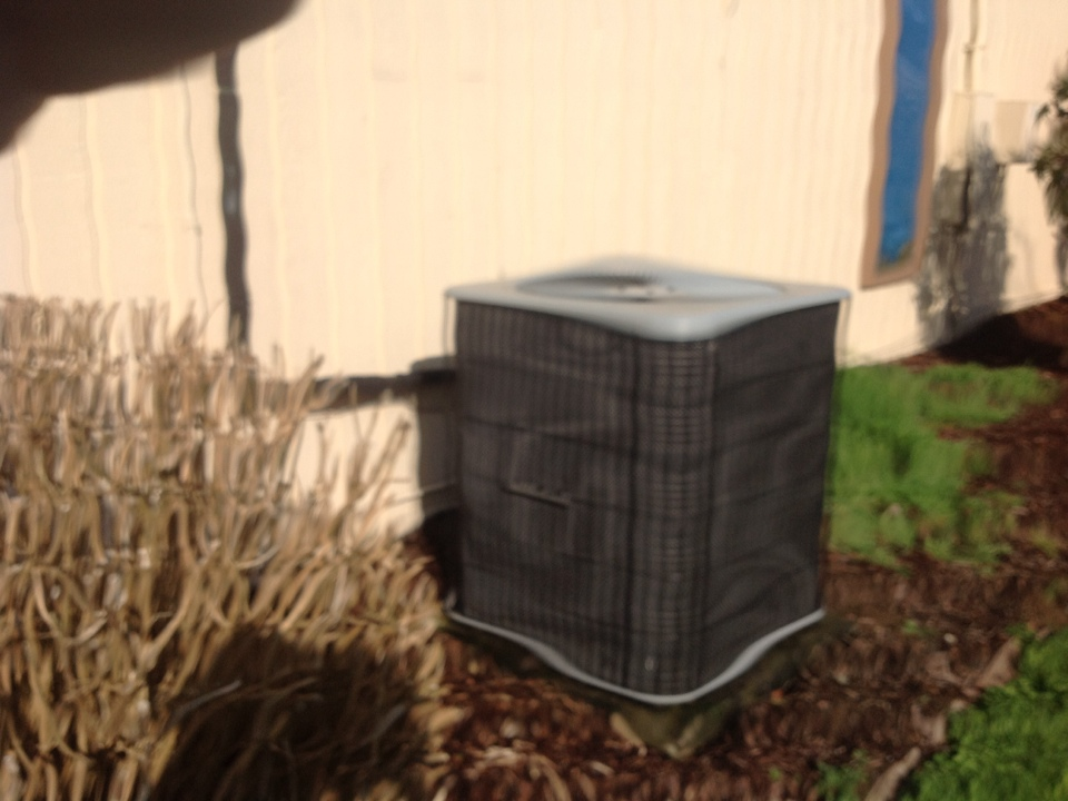 Monroe, WA - Lennox heatpump and air conditioning service monroe
