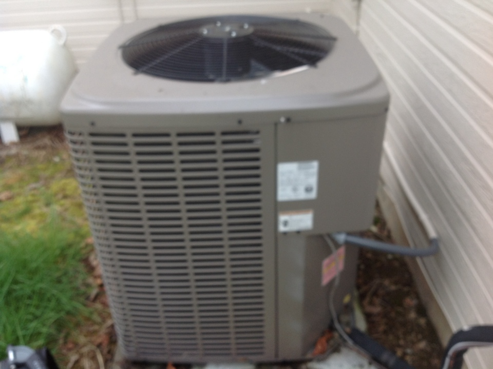 Monroe, WA - York heatpump and air conditioner service