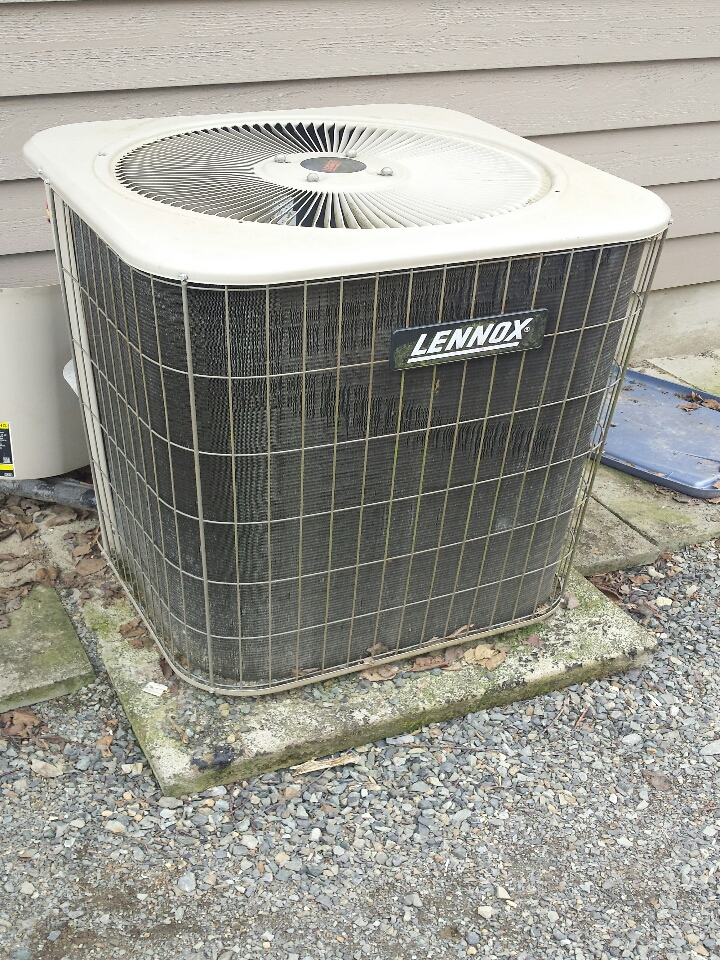 Monroe, WA - Air Conditioner repair.